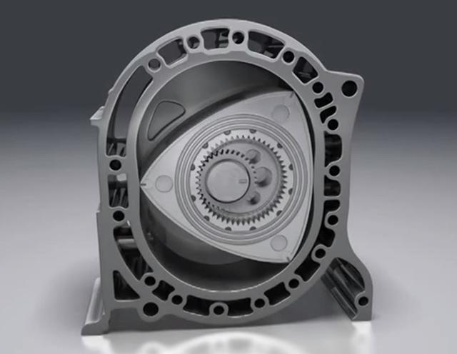ロータリーエンジン